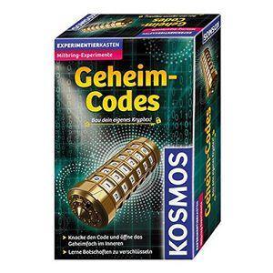 Kosmos Mitbring-Experimentierkasten Geheim-Codes