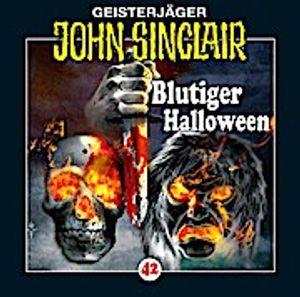 Sinclair,John Folge 42-Blutiger Halloween