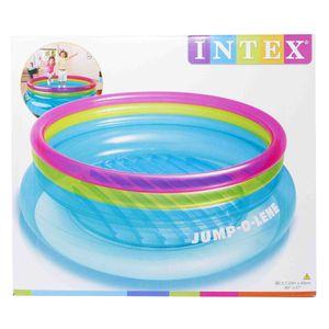 Intex aufblasbar aufblasbar junior 203 cm Vinyl/PVC blau