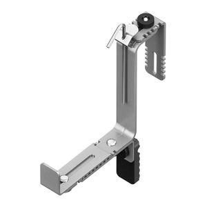 Emsa-VARIO COMFORT Blumenkastenhalter aluminium 2 Halter