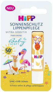 HiPP Babysanft Kinder Sonnen Lippenpflegestift LSF50+, VE 4,8g