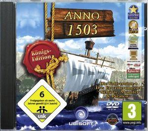 Anno 1503 Königs Edition (DVD-ROM)