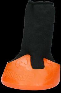 Kerbl Hufschuh Tubbease™ orange, Größe:XL