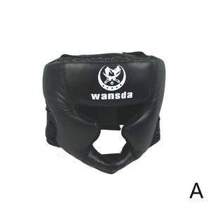 Hohe Qualit?t 3 Farben Geschlossen Typ Boxen Kopfschutz/sparring Helm/mma/muay Thai Kickboxen Klammer kopf Schutz Schutz Getriebe