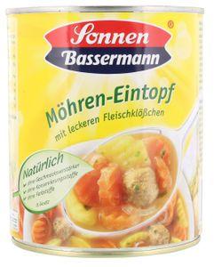 Sonnen Bassermann Möhren-Eintopf (800 g)