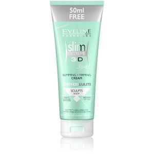 Eveline Cosmetics - Bodylotion - Slim Extreme Slimming + Firming Cream Anti-Cellulite