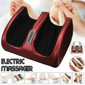 Elektrisches Fußmassagegerät Shiatsu-Fußmassagegerät Wärmetherapie Fuß Reflexzonen Massage