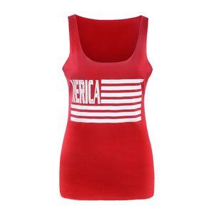 Mode Frauen Weste Sleeveless Hemd Bluse Sommer Beiläufige Lose Tops shirt bluse t-shirt Rot L
