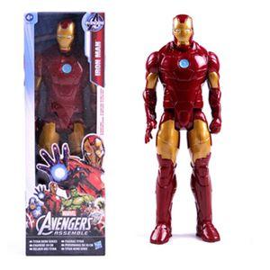 11.4inch  Marvel The Avengers Superheld ActionFigur Figuren Spielzeug Iron Man