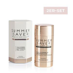 SUMMERSAVER Safer Sommer Summer Saver Kosmetikum Anti Wundreib Stick 2er-Set