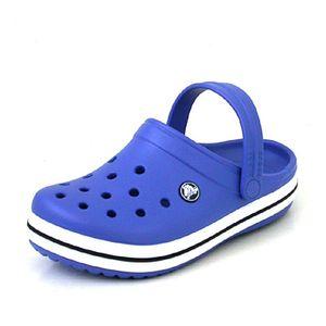 Crocs Crocband Kids sea/blue, Größe:21/22