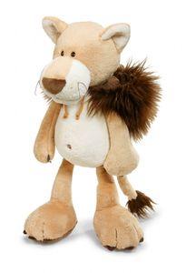 Nici 33716 Löwe mit Kapuze 35cm Plüsch Schlenker Kuscheltier Wild Friends