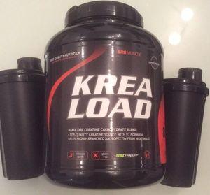 SRS Krea Load, 2000 g Dose, Orange