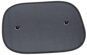 Walser Sonnenschutz Pkw Seitenfenster 44 x 36 cm Doppelpack schwarz, 30246