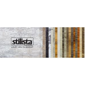 STILISTA® Vinyl Laminat Farbpalette Holz- und Steindekore