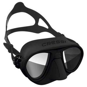 Cressi Calibro Mirror Dark / Black One Size