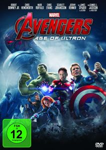 Avengers - Age of Ultron [DVD]