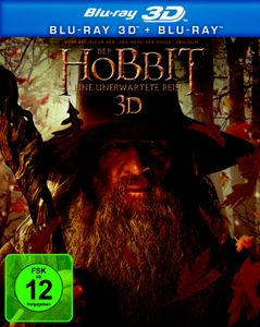 Der Hobbit - Eine Unerwartete Reise [2 BRD 3D]