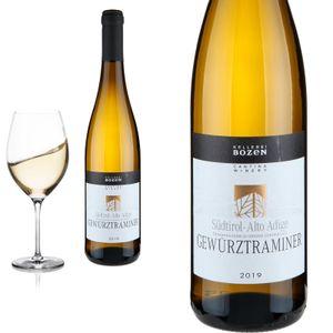 6er Karton 2019 Gewürztraminer Südtirol Cantina Bolzano - Bozen - Weißwein