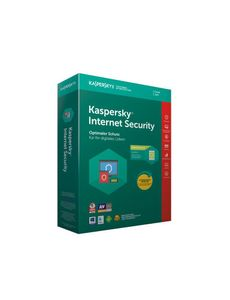 Kaspersky Internet Security + Android Sec. (Code in a Box)