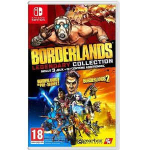 Borderlands Legendary Collection Nintendo Switch-Spiel