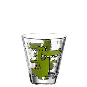 Becher 215ml Krokodil Bambini