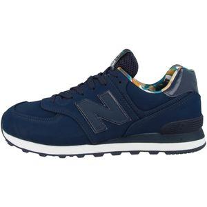 New Balance Sneaker low blau 44,5