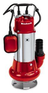 Einhell Schmutzwasserpumpe GC-DP 1340 G, Leistung 1300 W,  Fördermenge max. 23000 l/h ,Förderhöhe max. 10 m