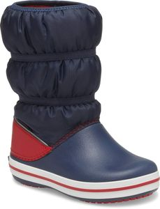 Crocs Crocband Winter Boot K Navy/Red Größe EU 24-25 Normal