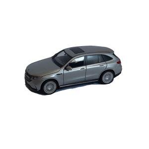 Herpa 430715-002 Mercedes Benz EQC AMG silber Maßstab 1:87 Modellauto