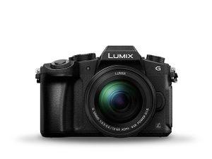 Panasonic Lumix DMC-G80M, 16 MP, 4592 x 3448 Pixel, Live MOS, Full HD, Touchscreen, Schwarz