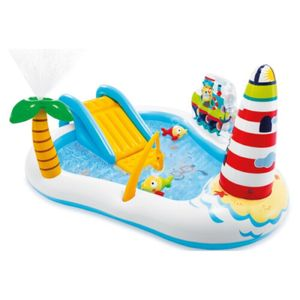 Intex 57162 Fishing Fun Play Center Aufblasbares Kinderpool KinderbeckenEAN: 6941057413082