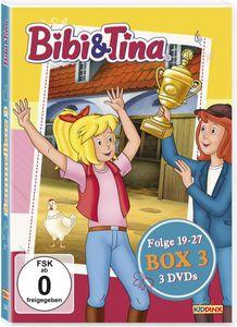 Bibi und Tina Sammelbox 3