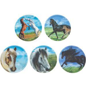 Ergobag Kletties 5 teilig Pferde Klettie-Set incl. Klettposter