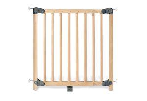 Tür- und Treppenschutzgitter 'Baby Lock Premium', klar lackiert