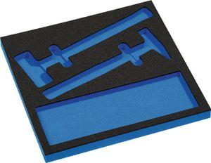 PROMAT Werkzeugmodul Leereinlage 2/3-Modul 4000 871 244,2-tlg.PROMAT