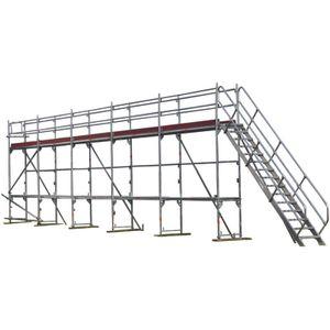 Krause STABILO EisfreiGerüst-System Plattformlänge 15 m