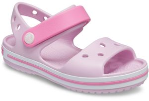 Crocs Crocband Sandal K Ballerina Pink Größe EU 32-33 Normal