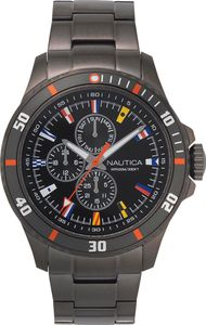Nautica NAPFRB019 quarzwerk Herren-Armbanduhr