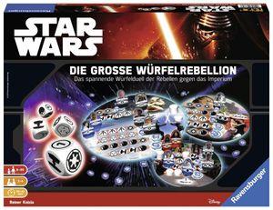 Ravensburger Star Wars: Die große Würfelrebellion