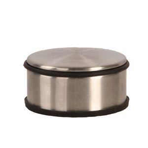 Rivanto® Türstopper Edelstahl, L 11,3 x B 11,3 x H 5,8 cm