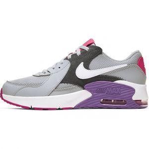 Nike Air Max Excee Kinder Sneaker CD6894-003 grau/schwarz/lila 6.5Y
