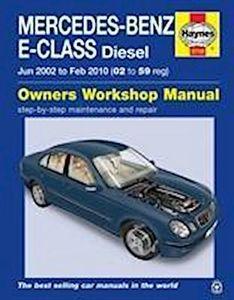 Mercedes-Benz E-Class Diesel (Jun '02 - Feb '10) 02 To 59