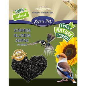 25 kg Lyra Pet® Sonnenblumenkerne schwarz HK Österreich