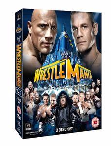 WWE WrestleMania 29, DVD, Sport, 2D, Deutsch, Englisch, Französisch, 521 min, 3 Disks