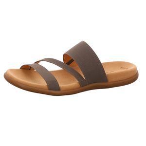 Gabor Shoes     grau nubuk, Größe:36, Farbe:grau kombi fumo