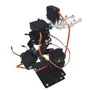 6 Dof Roboterarm Bausatz Mechanischer Roboter Arm Ersatzteile für DIY Roboter aus Metall
