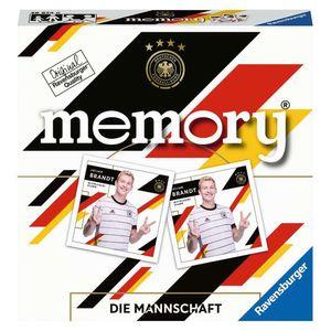 RAVENSBURGER memory® Die Nationalmannschaft 2020 Legespiel Merk-und Suchspiel