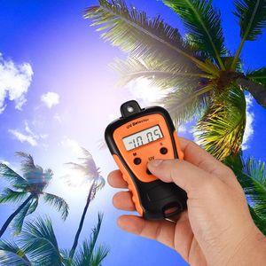 UV-Stärke-Prüfgerät, tragbarer UV-Detektor, hochpräzises UV-Intensitätsmessgerät mit LCD-Anzeige
