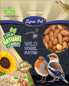 25 kg Lyra Pet® Erdnusskerne mit Haut HK Südamerika